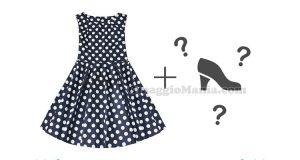 vinci outfit Lesara vestito e scarpe