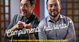 vincita Leerdammer Panino Face