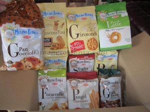 10 prodotti Mulino Bianco ricevuti gratis da Lamù