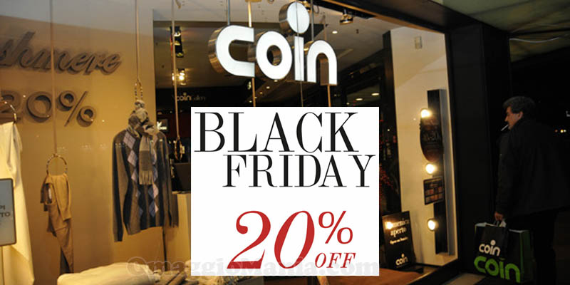 Coin Black Friday 2016