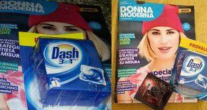 Dash 3in1 con Donna Moderna