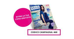Donna Moderna 23 coupon omaggio