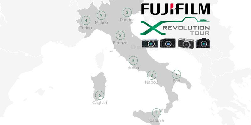 Fujifilm X Revolution Tour 2016