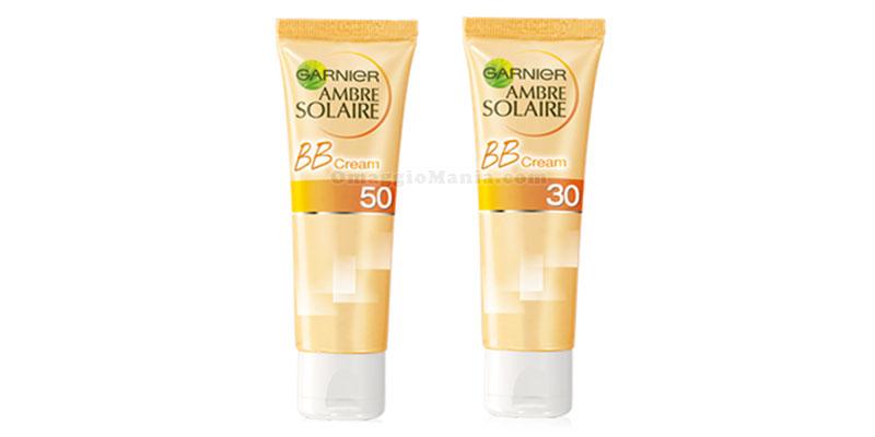 Garnier Ambre Solaire BB Cream 50 e 30