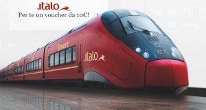 Italo Treno buono sconto