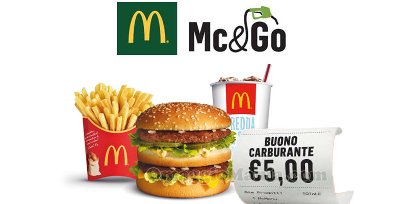 Mc & Go McDonald's anticipazione