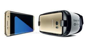 Samsung Galaxy S7 con visore Gear VR