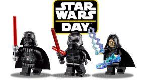 Star Wars Day Lego Star Wars