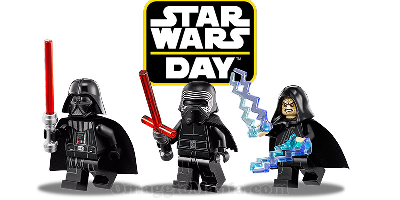 Star Wars Day Lego Star Wars