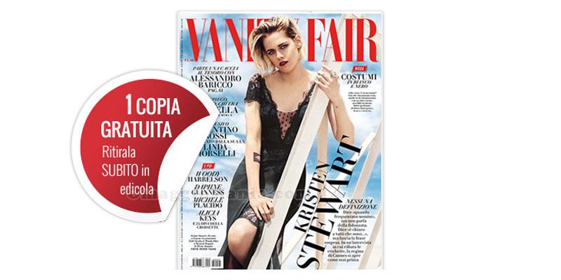 Vanity Fair 21 coupon omaggio