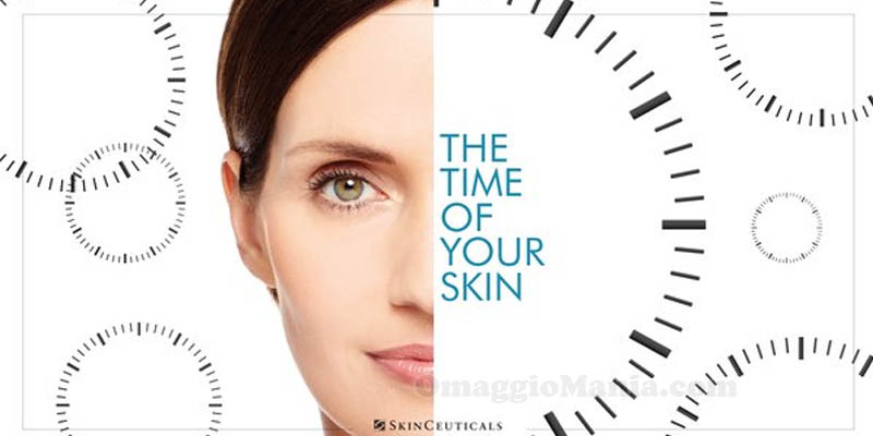 analisi pelle gratis con The Time of Your Skin