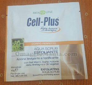 aqua scrub Cell-Plus di Mary