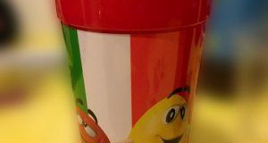 bicchiere Italia M&M's di Marco