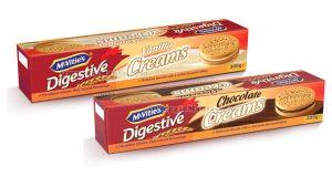 biscotti McVitie's Digestive Creams