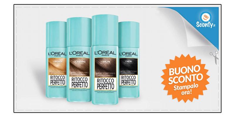 buono sconto L'Oréal Ritocco Perfetto