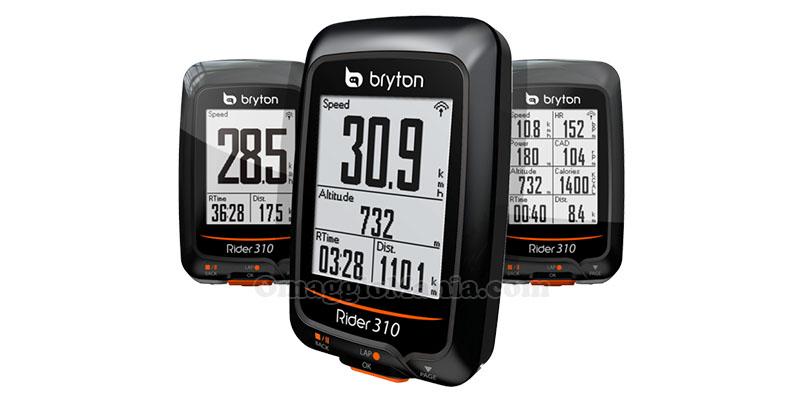 ciclo computer Bryton Rider 310T