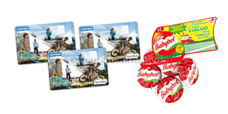 concorso Babybel Super Supporter