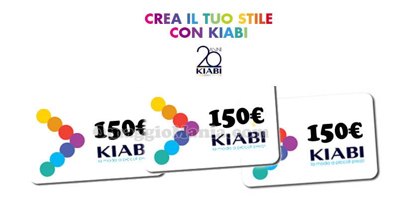concorso Crea il tuo stile con Kiabi