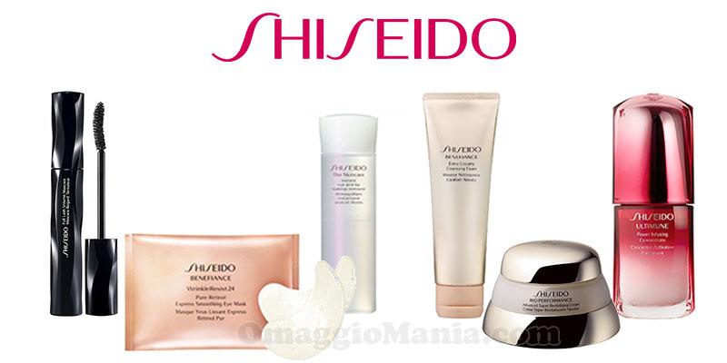 concorso Shiseido per lo sport
