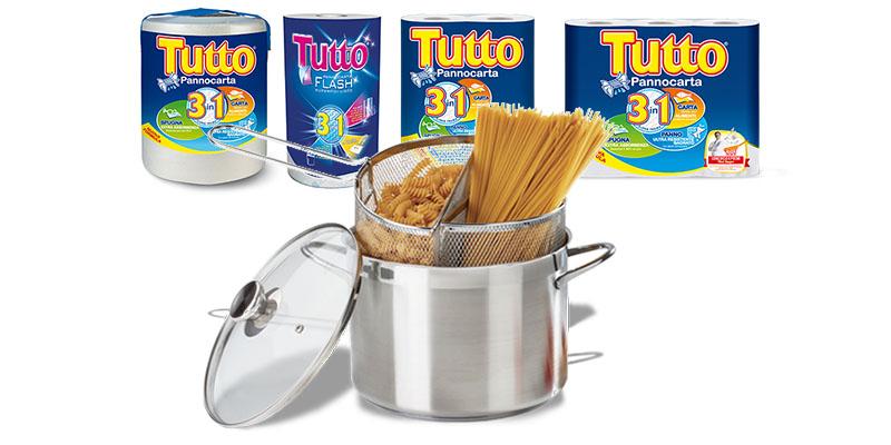 concorso Tutto Pannocarta Chef fai da te