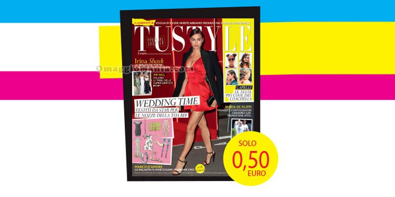 coupon TuStyle 20 a metà prezzo