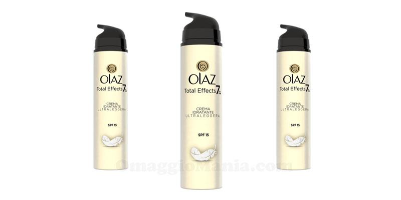crema idratante ultraleggera Olaz Total Effects 7
