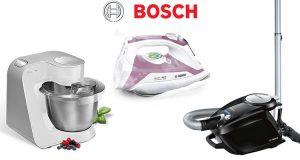 diventa tester degli elettrodomestici Bosch