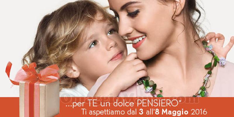 dolce pensiero Yves Rocher Festa della Mamma 2016
