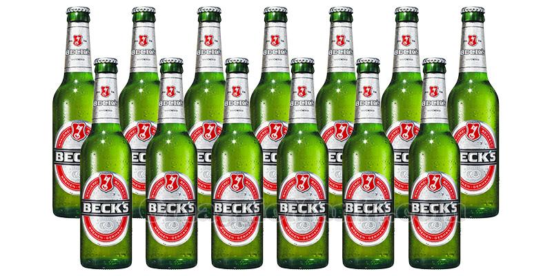 fornitura di birra Beck's