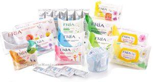 fornitura di prodotti FRIA