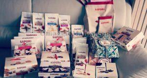 fornitura di prodotti Sapori di Cristina