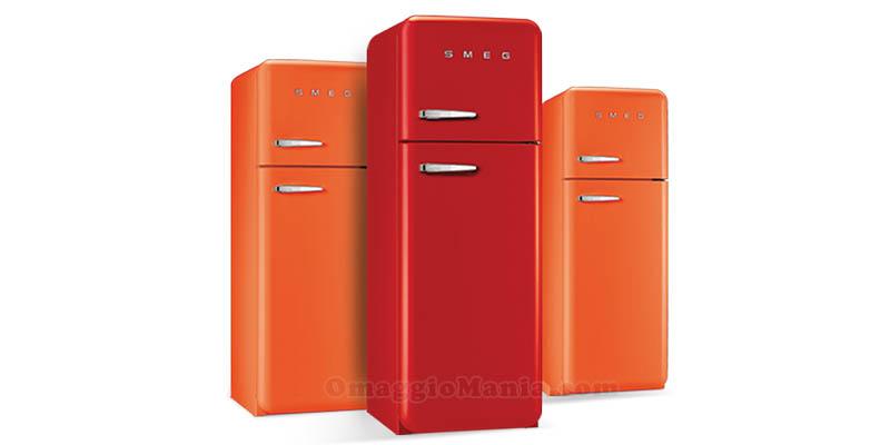 frigorifero Smeg anni 50