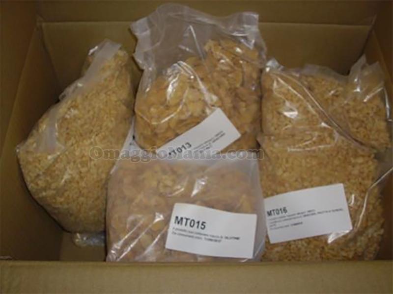 kit cereali per la colazione da Altroconsumo di Nadia