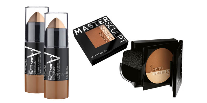 kit contouring di Maybelline