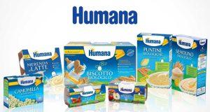 kit di prodotti Humana