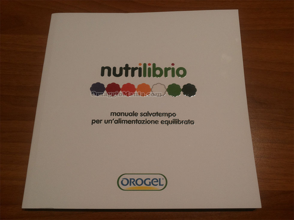 libro Nutrilibrio Orogel di Laura