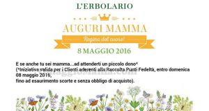 omaggio Festa della Mamma 2016 da L'Erbolario