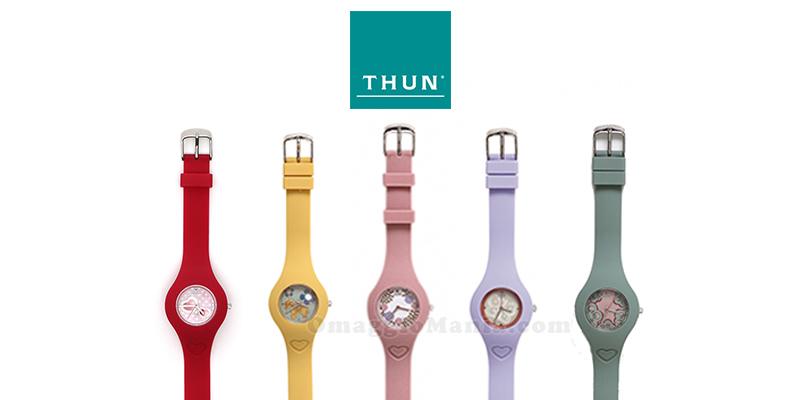 Vinci gratis un orologio thun slim omaggiomania for Orologi da parete thun 2016