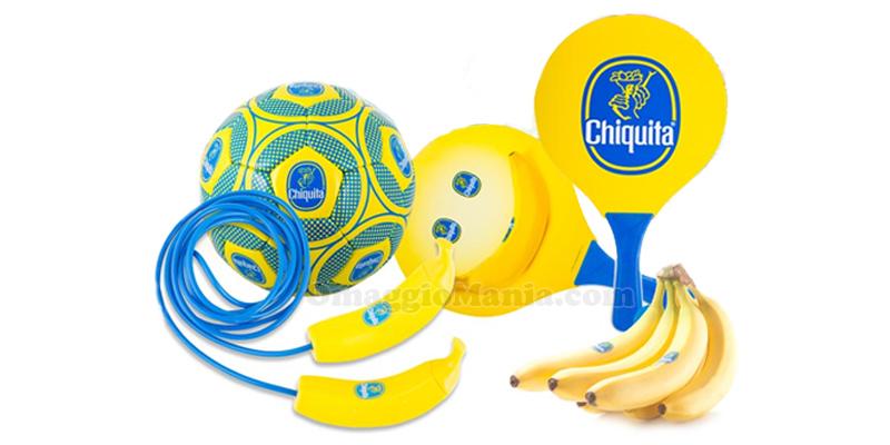 premi concorso Chiquita