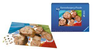 puzzle Ravensburger personalizzato