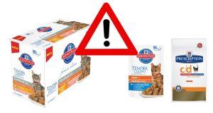 ritiro cibo per gatti Hill's Pet Nutrition