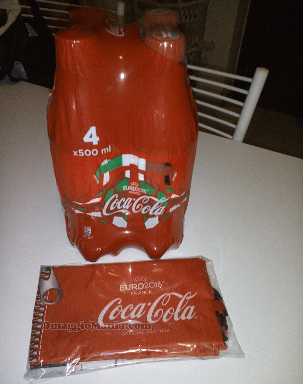 Coca cola sacche sportive in regalo omaggiomania - Regalos coca cola ...