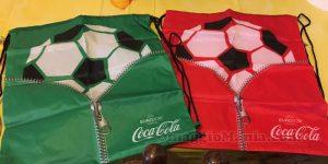 sacche Coca Cola di Marco