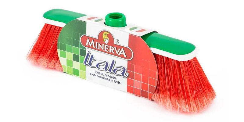 scopa Minerva Itala