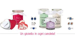 set regalo JewelCandle