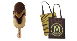 shopper bag Animalier Magnum Algida