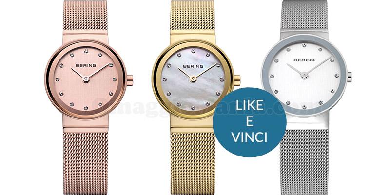 vinci orologi da donna Bering