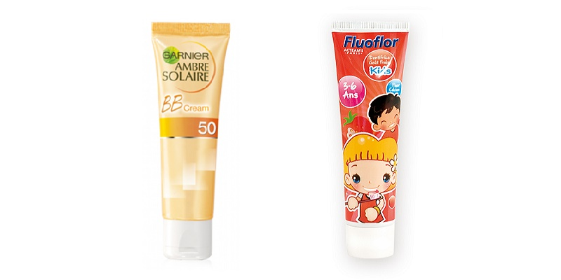 Ambre Solaire BB Cream e FluoFlor Kids