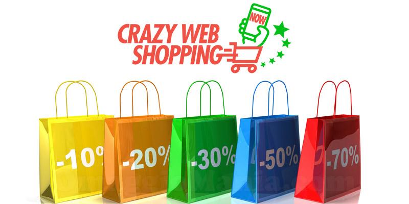 Crazy Web Shopping 2016