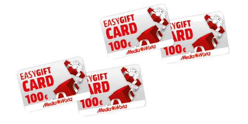 Easy Gift Card Media World